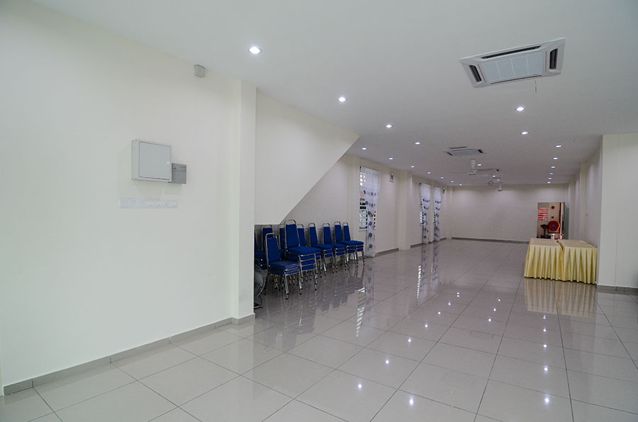 Multi-purpose Hall